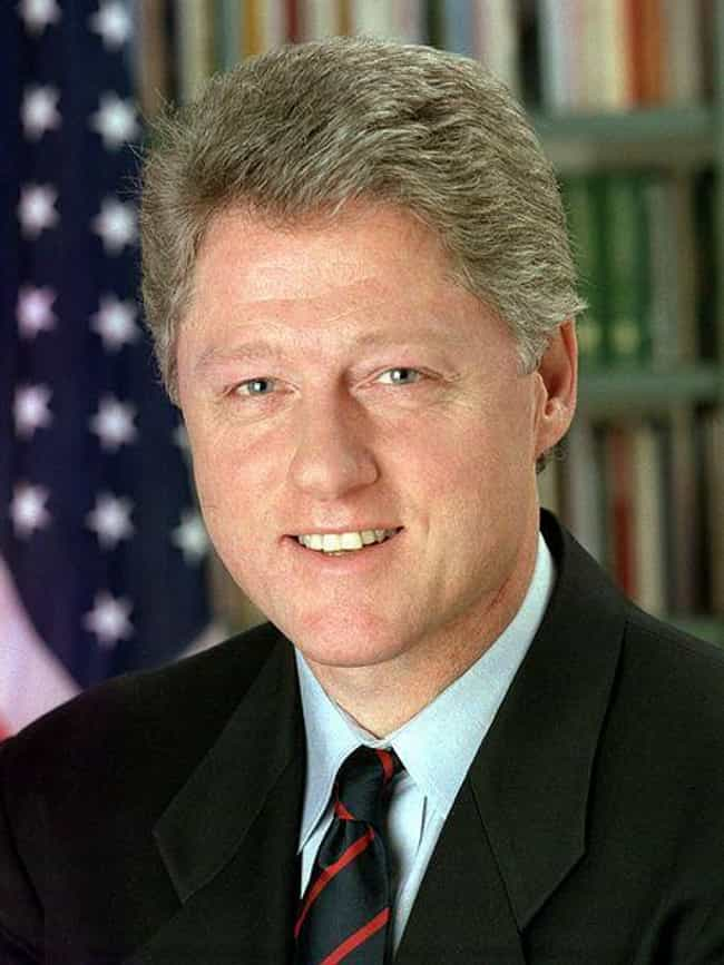 Bill Clinton on Being Pr... is listed (or ranked) 1 on the list Funny Bill Clinton Quotes