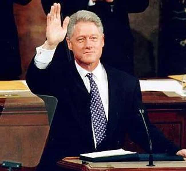 Bill Clinton on his Admi... is listed (or ranked) 3 on the list Funny Bill Clinton Quotes