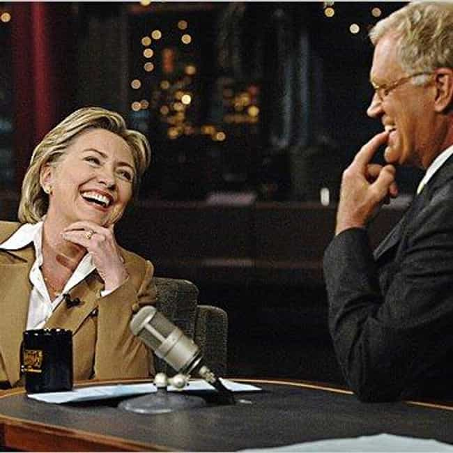 Hillary Clinton on David... is listed (or ranked) 1 on the list Hillary Clinton Quotes: Hilarious Hillary-isms