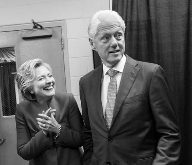 Hillary Clinton on Bill ... is listed (or ranked) 2 on the list Hillary Clinton Quotes: Hilarious Hillary-isms