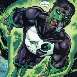 Green Lantern Kyle Rayner on Random Lamest Superhero Costume Designs