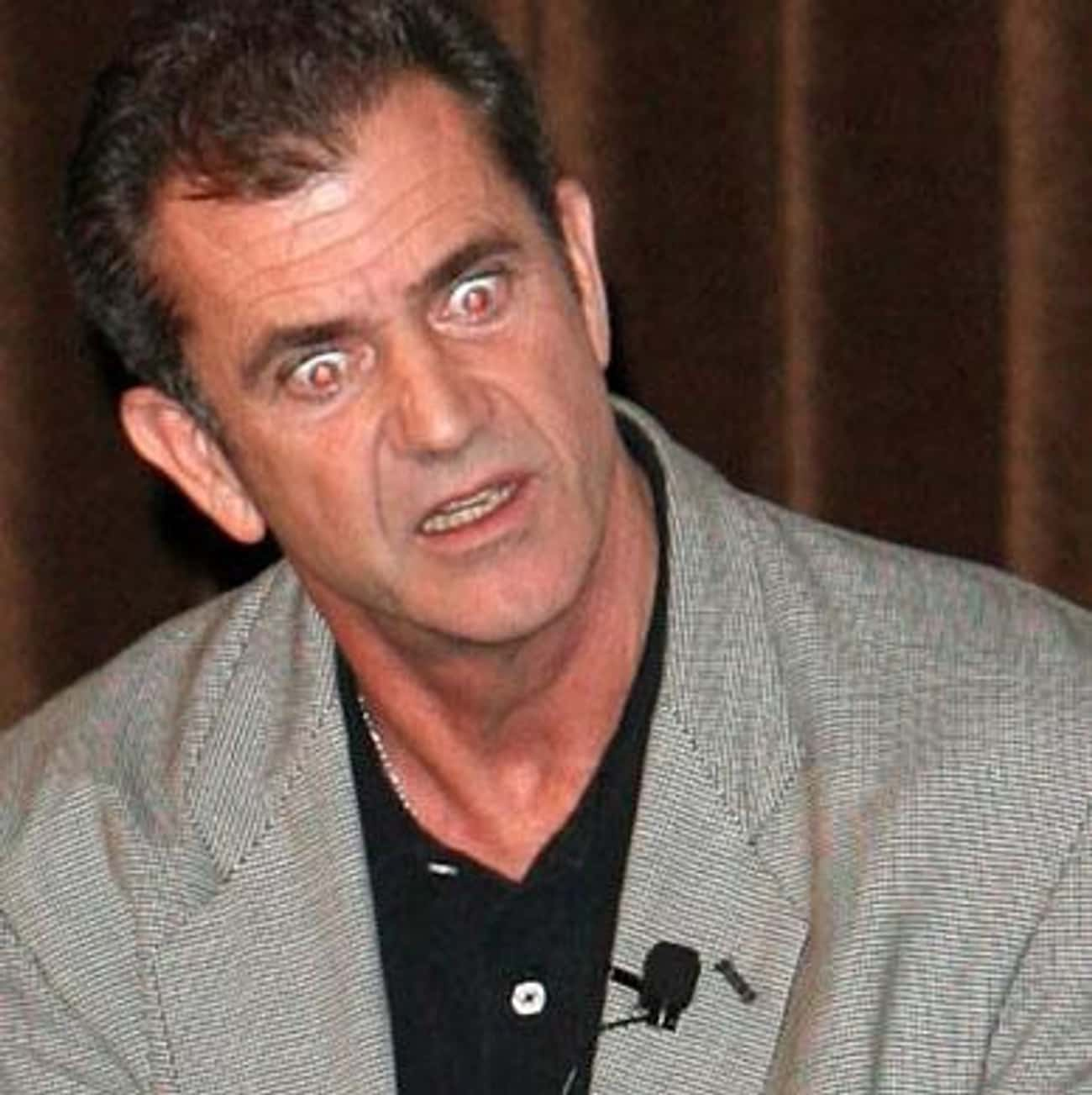The jews are responsible for a is listed (or ranked) 3 on the list The Most Offensive Mel Gibson Quotes