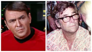 The Ashes of Scotty and the Creator of Star Trek