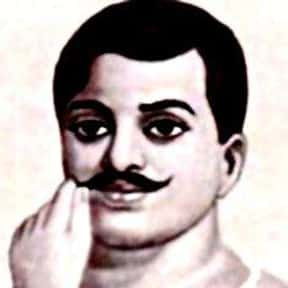 Chandrashekhar Azad is listed (or ranked) 8 on the list Freedom Fighters of India