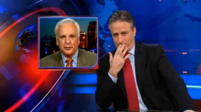 Jon Stewart vs. Fox News' Bern... is listed (or ranked) 2 on the list The Top Clips of Jon Stewart Destroying Fox News
