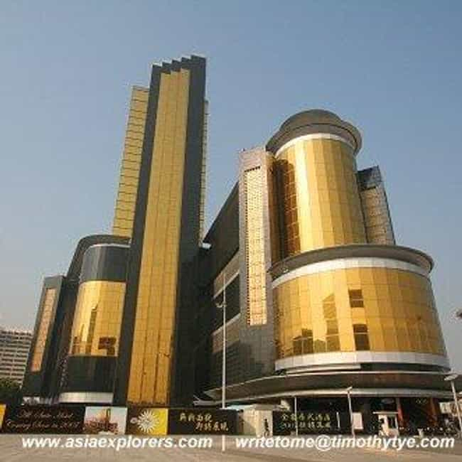 Sands Macao is listed (or ranked) 7 on the list 20 Biggest Casinos In The World