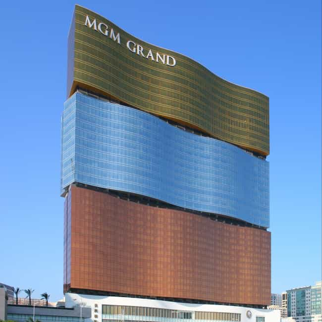 MGM Grand Macao is listed (or ranked) 8 on the list 20 Biggest Casinos In The World