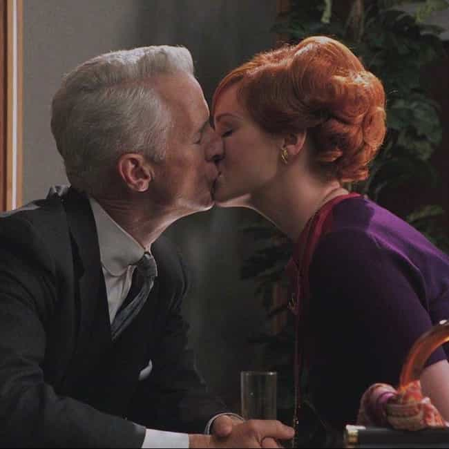 """""""I am so glad I got... is listed (or ranked) 3 on the list The 25 Most Sexist Roger Sterling Quotes"""