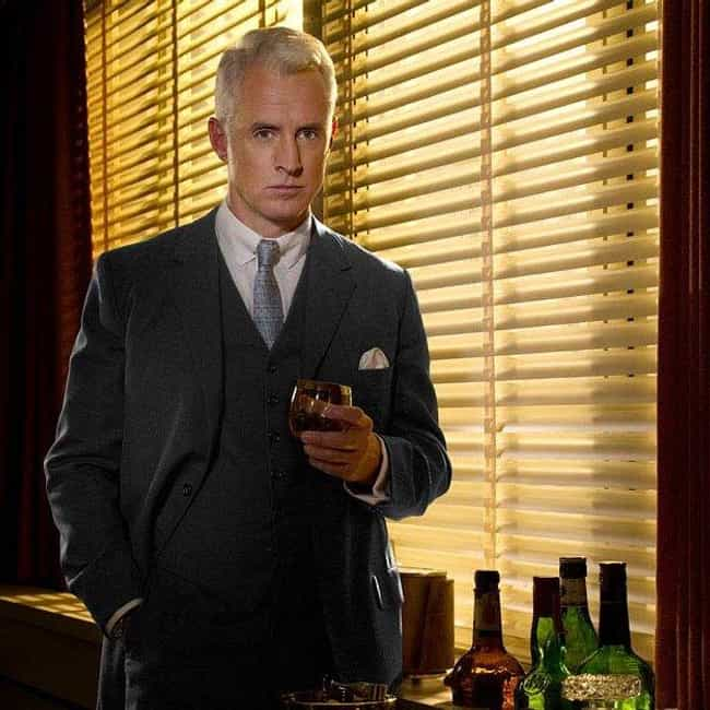 """Can I interest you in t... is listed (or ranked) 5 on the list The 25 Most Sexist Roger Sterling Quotes"