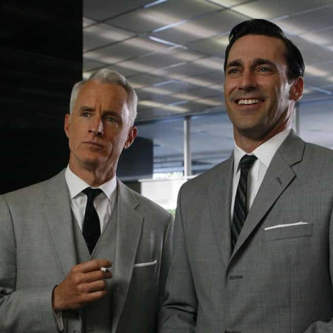"""Come Turkey Day, maybe ... is listed (or ranked) 7 on the list The 25 Most Sexist Roger Sterling Quotes"