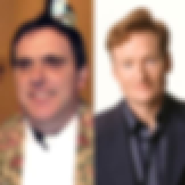 Stalking Conan O'Brien. Yes, R... is listed (or ranked) 5 on the list 8 Priests Arrested for Something Other Than Touching Kids