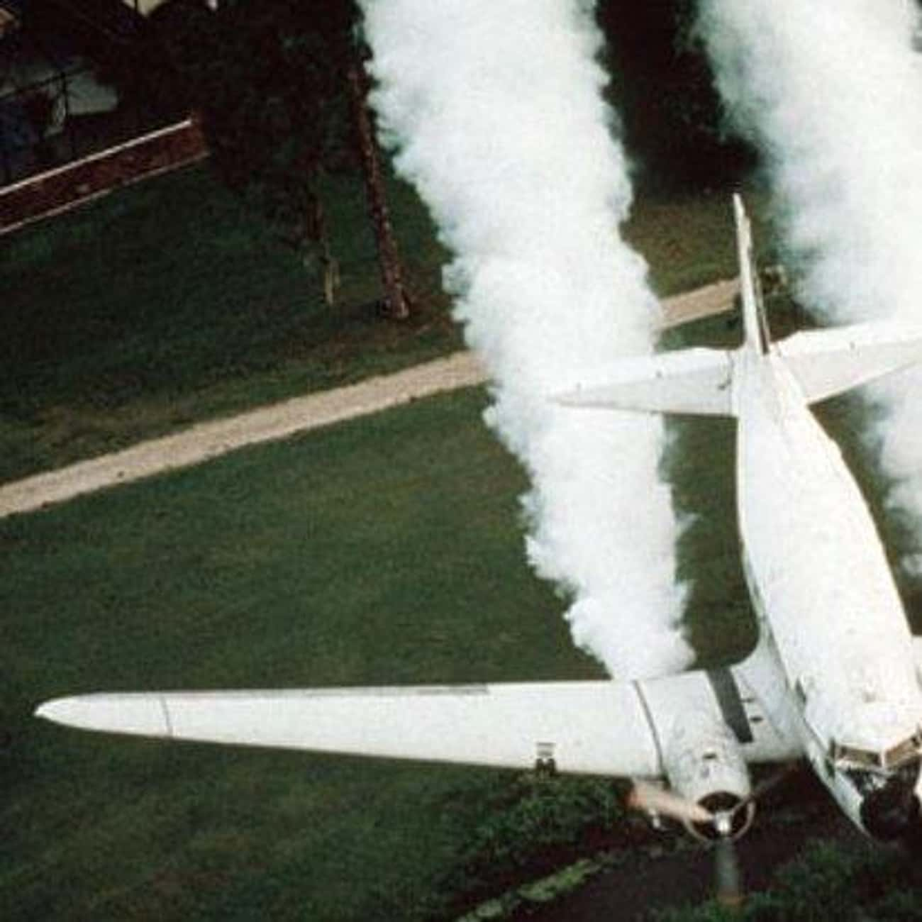 Deadly Chemical Sprays on Amer is listed (or ranked) 4 on the list The Most Evil U.S. Government Experiments On Humans