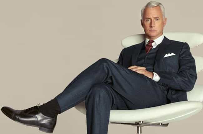 """""""Who Cares?"""" ... is listed (or ranked) 2 on the list The 25 Most Sexist Roger Sterling Quotes"""