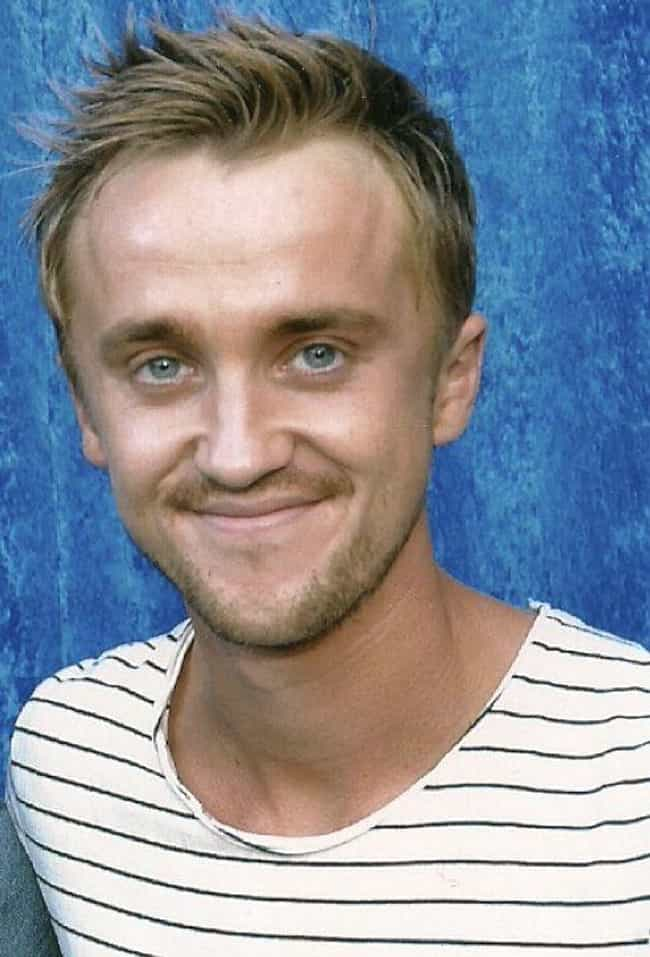 Tom Felton (Malfoy) Fan ... is listed (or ranked) 2 on the list The 13 Craziest Harry Potter Fan Moments Ever
