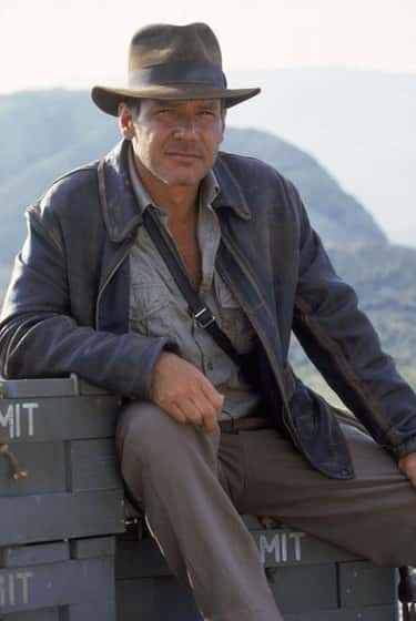 Indiana Jones is listed (or ranked) 1 on the list The 12 Most Iconic Hats in Movie History