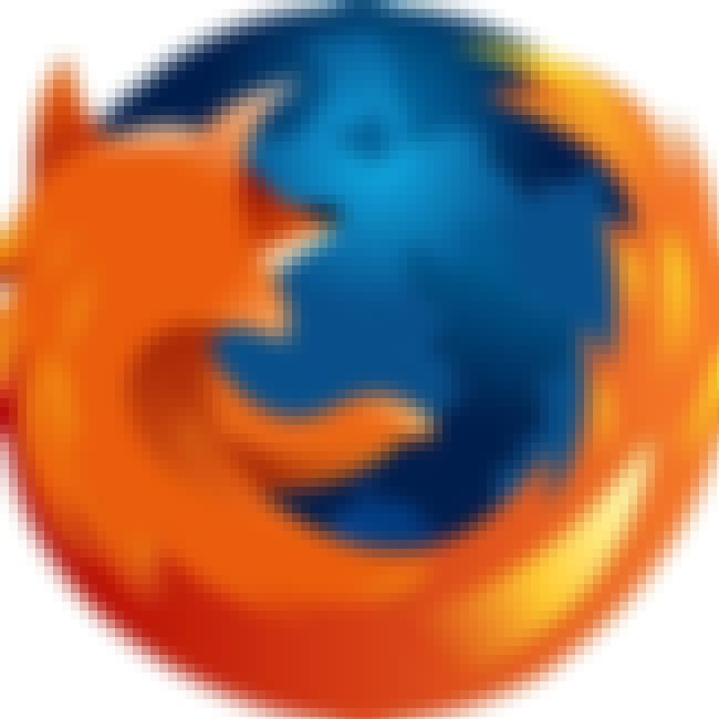 Mozilla Firefox is listed (or ranked) 8 on the list The Evolution of 15 Iconic Brand Logos
