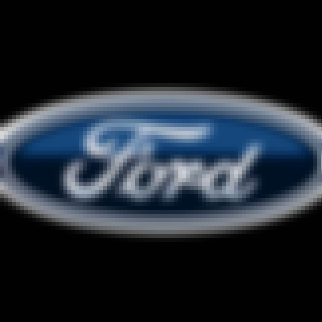 Ford is listed (or ranked) 4 on the list The Evolution of 15 Iconic Brand Logos