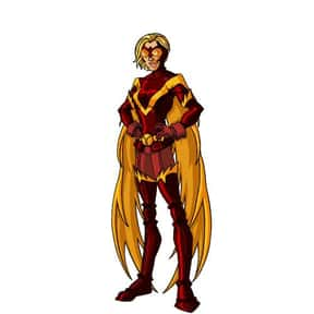 Flamebird is listed (or ranked) 13 on the list The Best Members of Young Justice