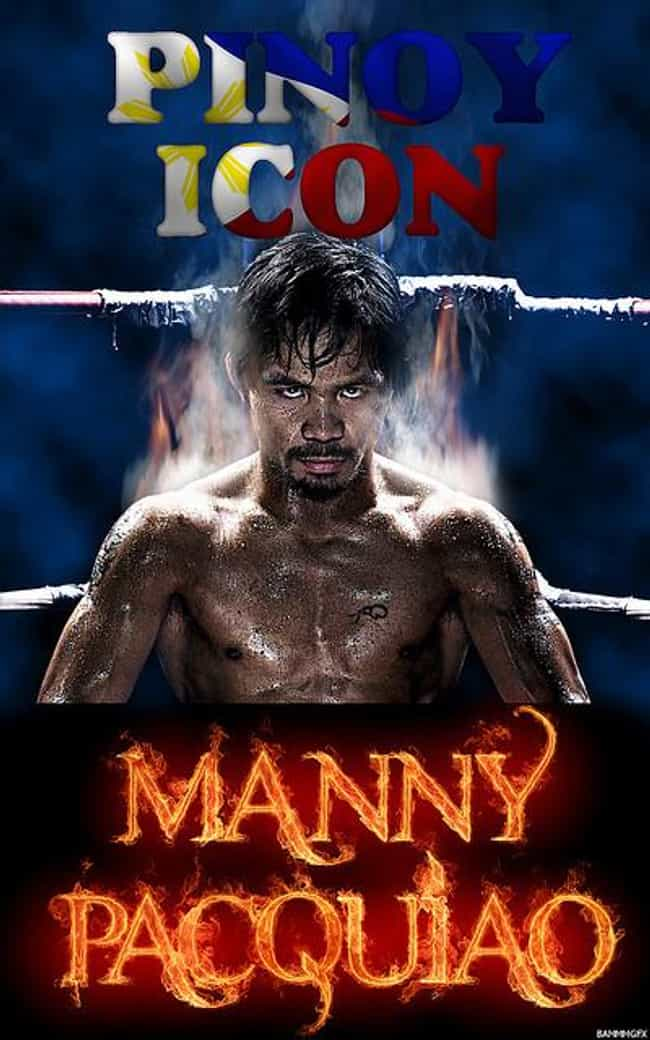 Manny Pacquiao is listed (or ranked) 2 on the list 10 Athletes Who Would Make Great Politicians