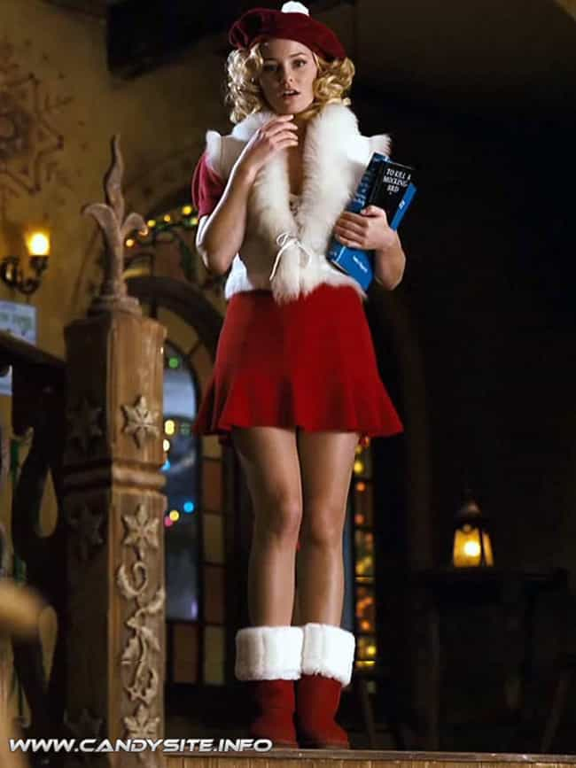 Elizabeth Banks - Fred Clause is listed (or ranked) 2 on the list The Hottest Girls from Christmas Movies