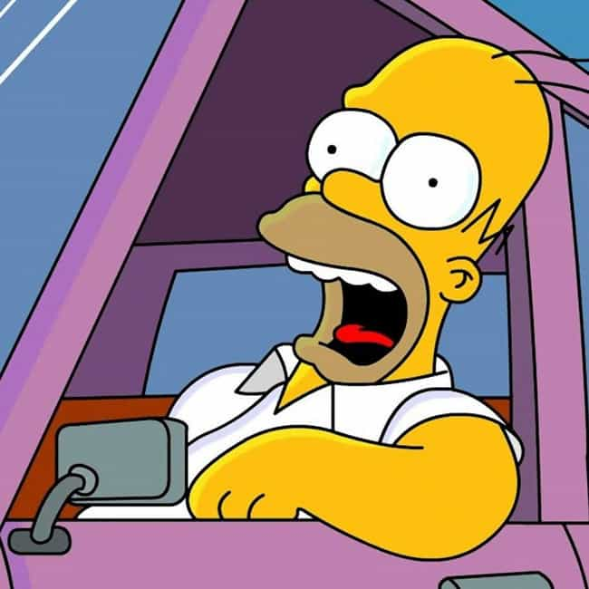 Just once I'd like someone to ... is listed (or ranked) 2 on the list The 20 Best Simpsons Quotes