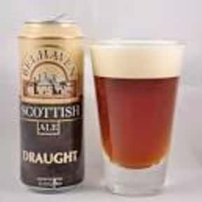 Belhaven Scottish Ale is listed (or ranked) 16 on the list The Best Keg Beers