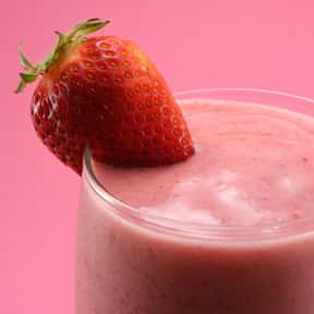 Strawberry Smoothie is listed (or ranked) 18 on the list The Best Pescatarian Foods