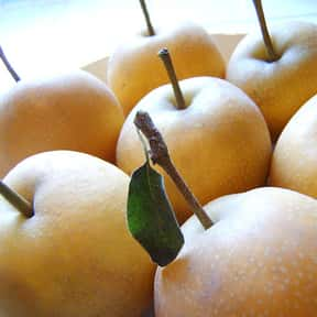 Asian Pears is listed (or ranked) 20 on the list The Best Pescatarian Foods