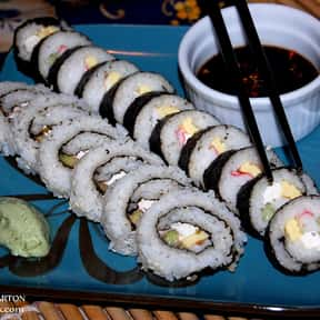 Homemade Sushi is listed (or ranked) 15 on the list The Best Pescatarian Foods