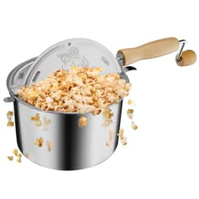 Organic Stovetop Popcorn is listed (or ranked) 12 on the list The Best Pescatarian Foods