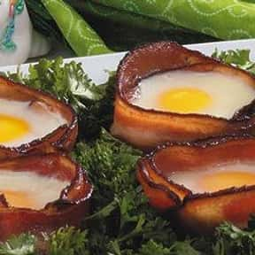 Delicious egg bundles is listed (or ranked) 22 on the list 41 Different Ways to Cook an Egg, Ranked by Deliciousness