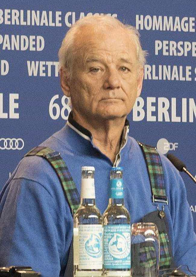 Bill Murray Surprise Bartends ... is listed (or ranked) 3 on the list The Greatest (Real) Bill Murray Stories Ever Told