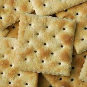 Saltine Crackers is listed (or ranked) 22 on the list The Most Craveable Foods When You're Pregnant
