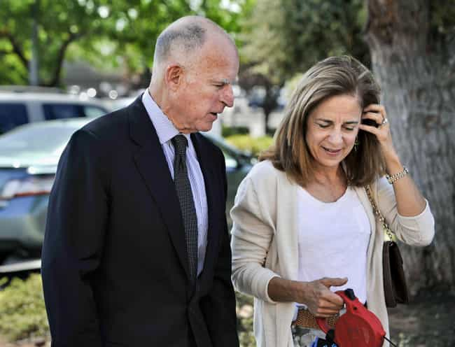 Anne Gust is listed (or ranked) 1 on the list Jerry Brown's Loves & Hookups