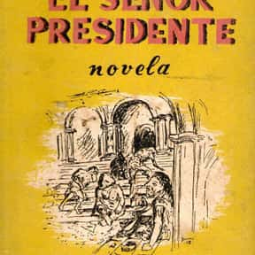 El Señor Presidente is listed (or ranked) 25 on the list 90+ Controversial Banned Books