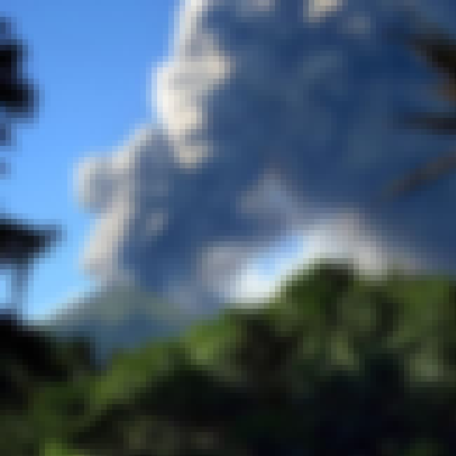 Mount Kelud is listed (or ranked) 7 on the list The Worst Volcanic Eruptions in History