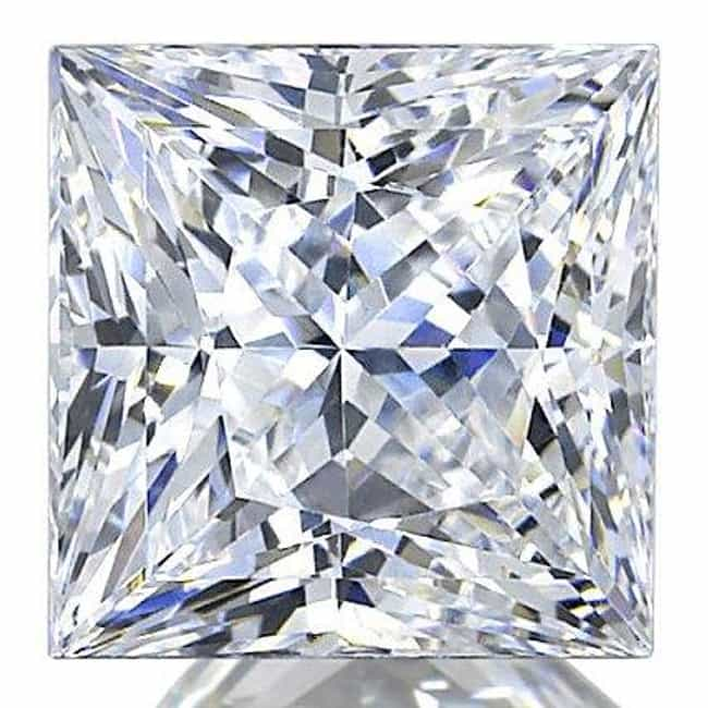 Princess Diamonds is listed (or ranked) 2 on the list The Top 10 Most Desirable Diamond Shapes
