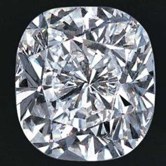 Cushion Diamonds is listed (or ranked) 4 on the list The Top 10 Most Desirable Diamond Shapes