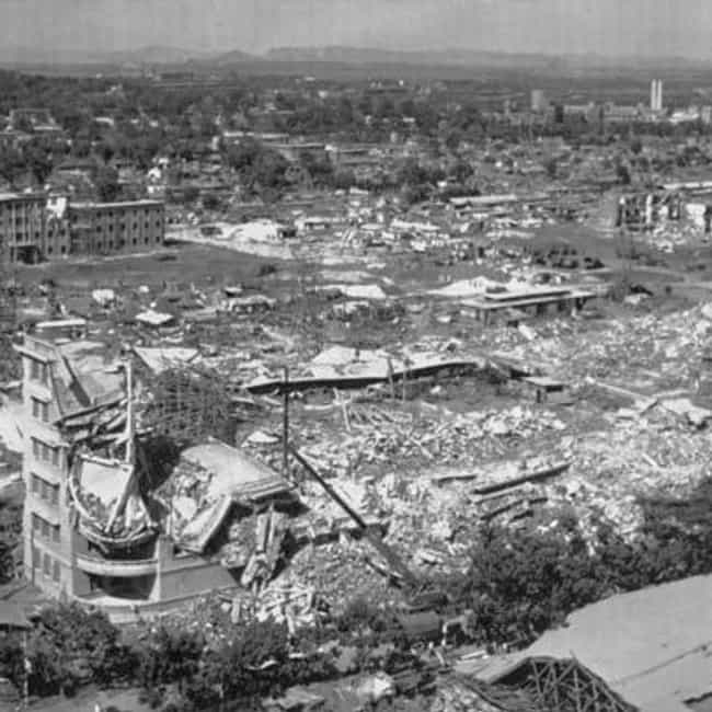 1976 Tangshan earthquake is listed (or ranked) 2 on the list The Worst Earthquakes in History