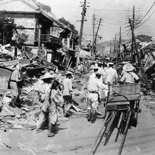 1920 Haiyuan earthquake is listed (or ranked) 4 on the list The Worst Earthquakes in History
