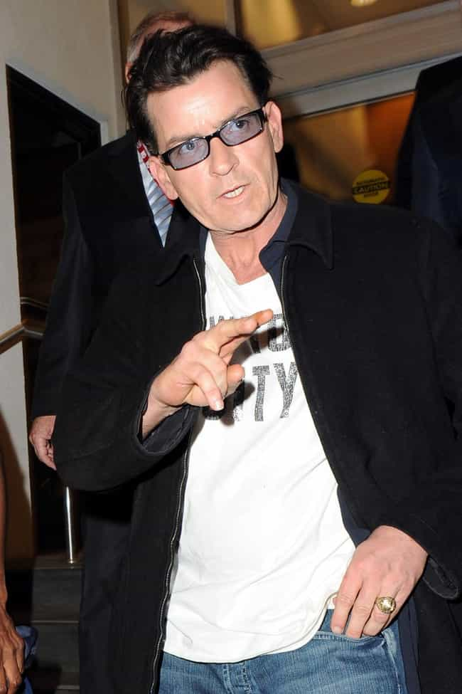 Clearly I have defeated this e... is listed (or ranked) 7 on the list The Craziest Charlie Sheen Quotes