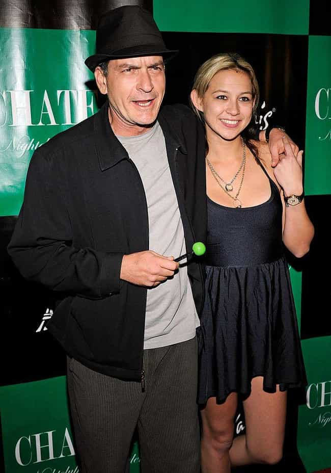 Natalie Kenly is listed (or ranked) 3 on the list The Scoreboard: A List of Charlie Sheen's Girlfriends