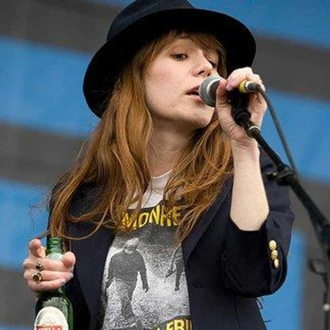 Live Show Photos of Jenny Lewi... is listed (or ranked) 3 on the list The Most Stunning Jenny Lewis Photos