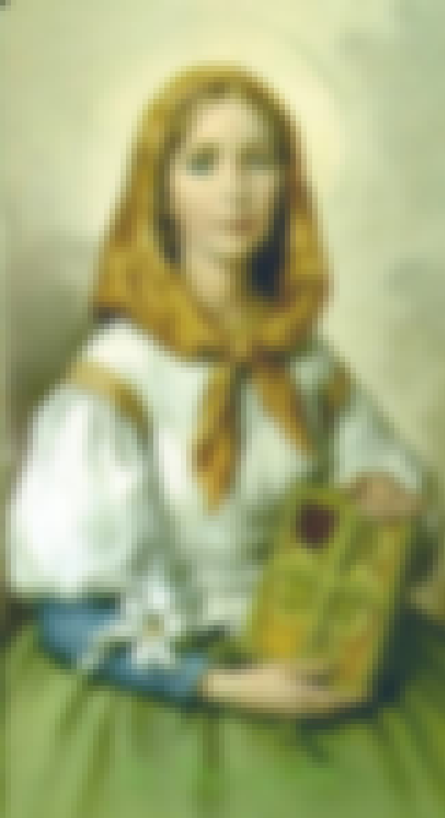 St. Dymphna - Flees from Inces... is listed (or ranked) 8 on the list The 8 Most Brutal Deaths of Saints