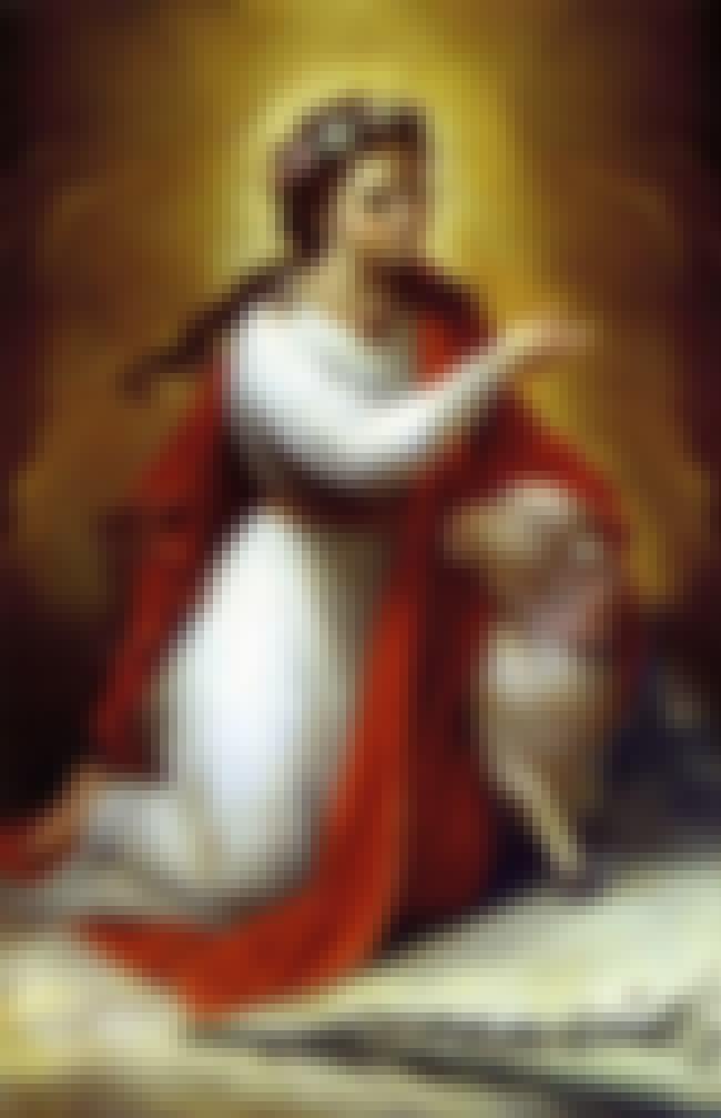 St. Agnes -