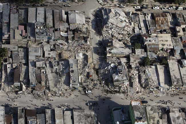 2010 Haiti Earthquake is listed (or ranked) 14 on the list The Worst Tsunamis in History