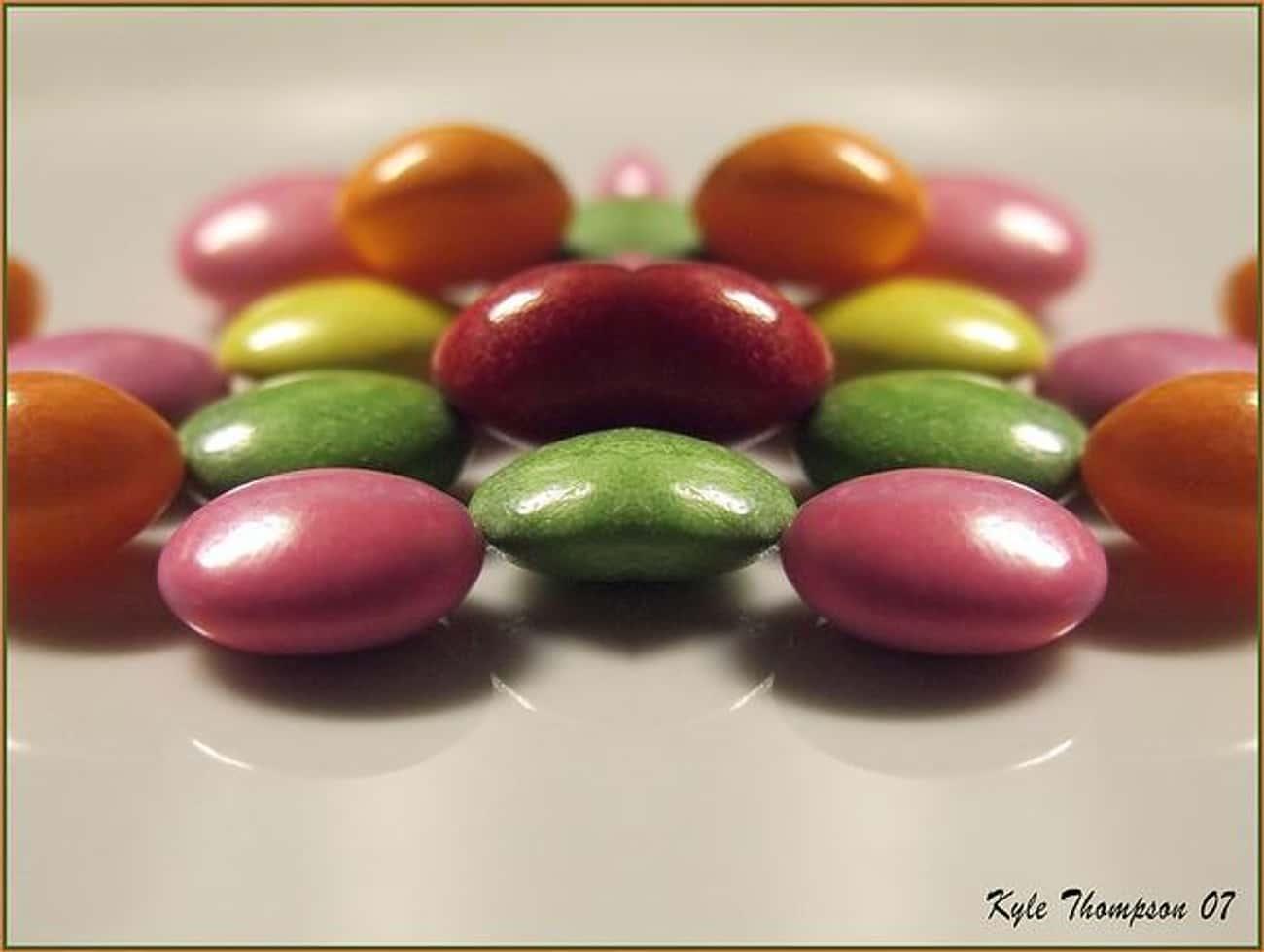 Skittles is listed (or ranked) 3 on the list Jamba Juice Secret Menu Items