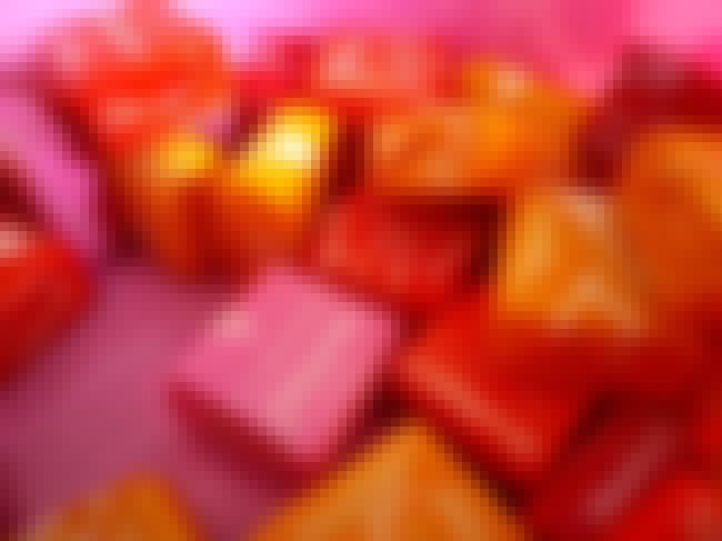 Pink Starburst is listed (or ranked) 4 on the list Candy-Filled Drinks to Satisfy Your Sweet Tooth