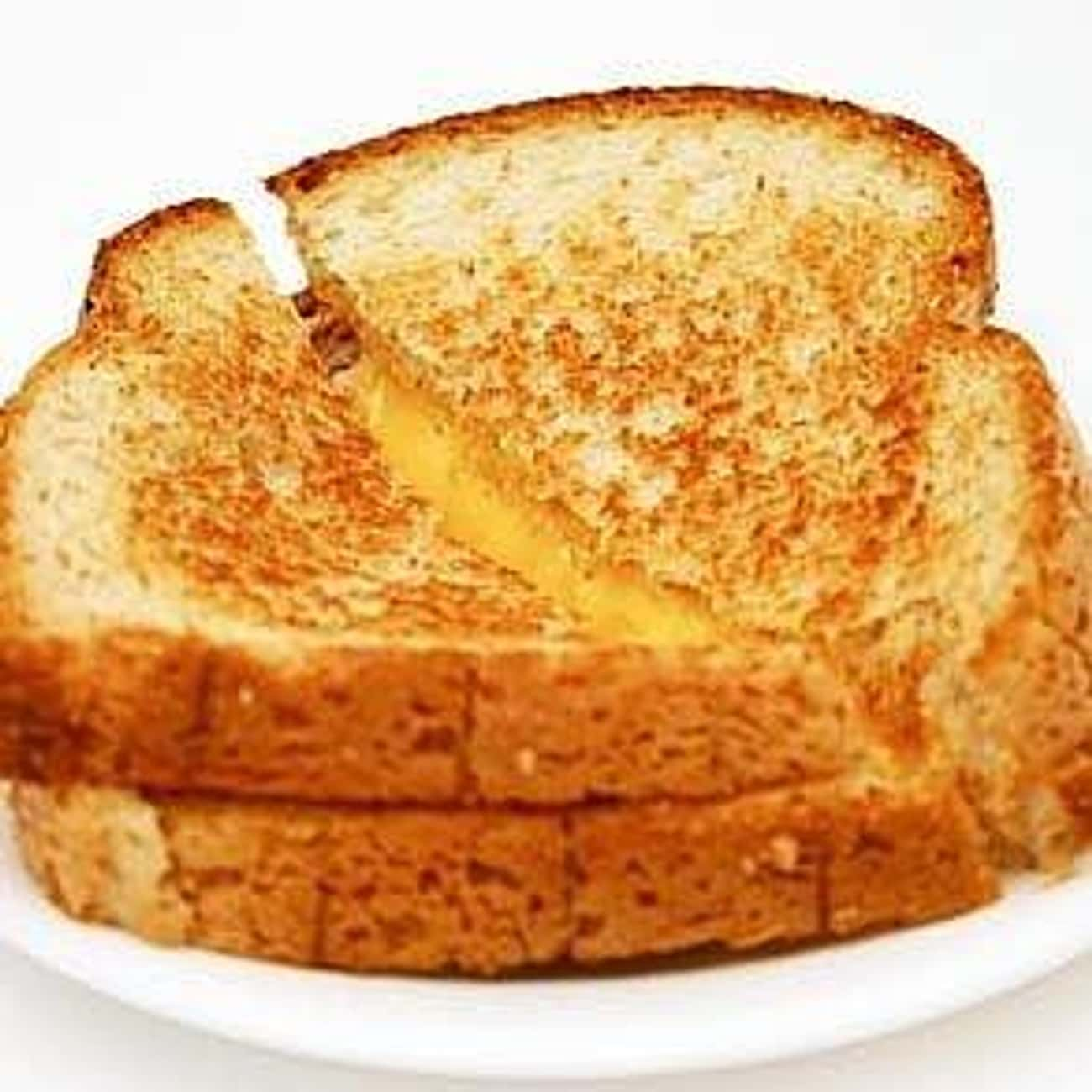 Grilled Cheese is listed (or ranked) 3 on the list Whataburger Secret Menu Items