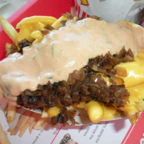 Animal Style Fries is listed (or ranked) 6 on the list In-N-Out Secret Menu Items